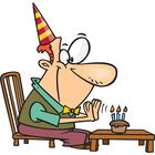 140x140 Clip Art Image Gallery Similar Image Cartoon Old Man Birthday