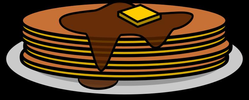 800x322 Free To Use Amp Public Domain Pancake Clip Art