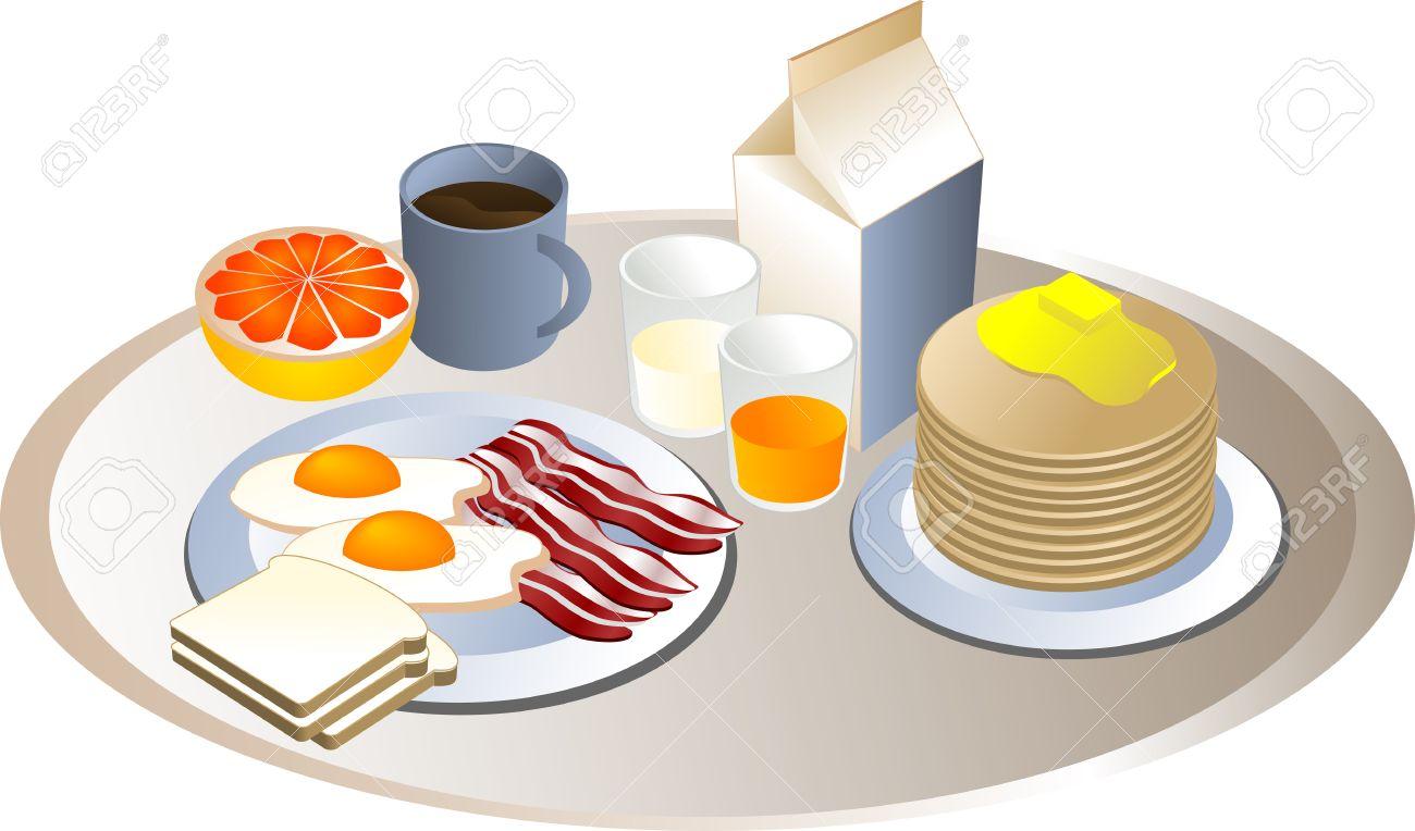 1300x764 Pancake Clipart Breakfast Egg