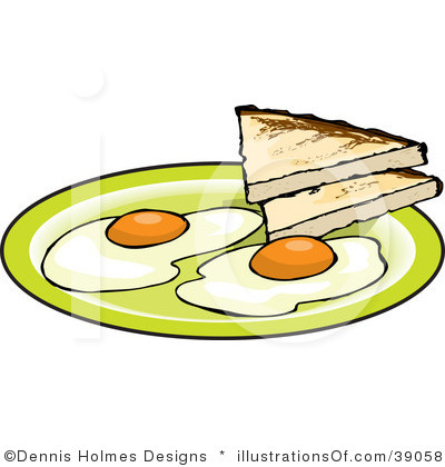 400x420 Rooster Clipart Breakfast