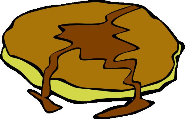 600x385 Breakfast Clipart One Pancake