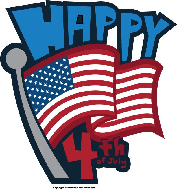 612x652 The Best 4th Of July Clipart Ideas 4th Of July
