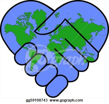 350x336 World Peace Clipart