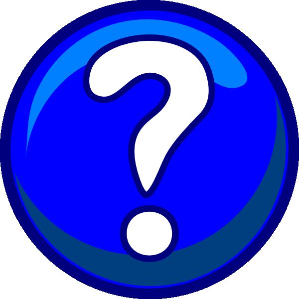 600x600 Question Mark Clip Art Free Clipart Images Image 5
