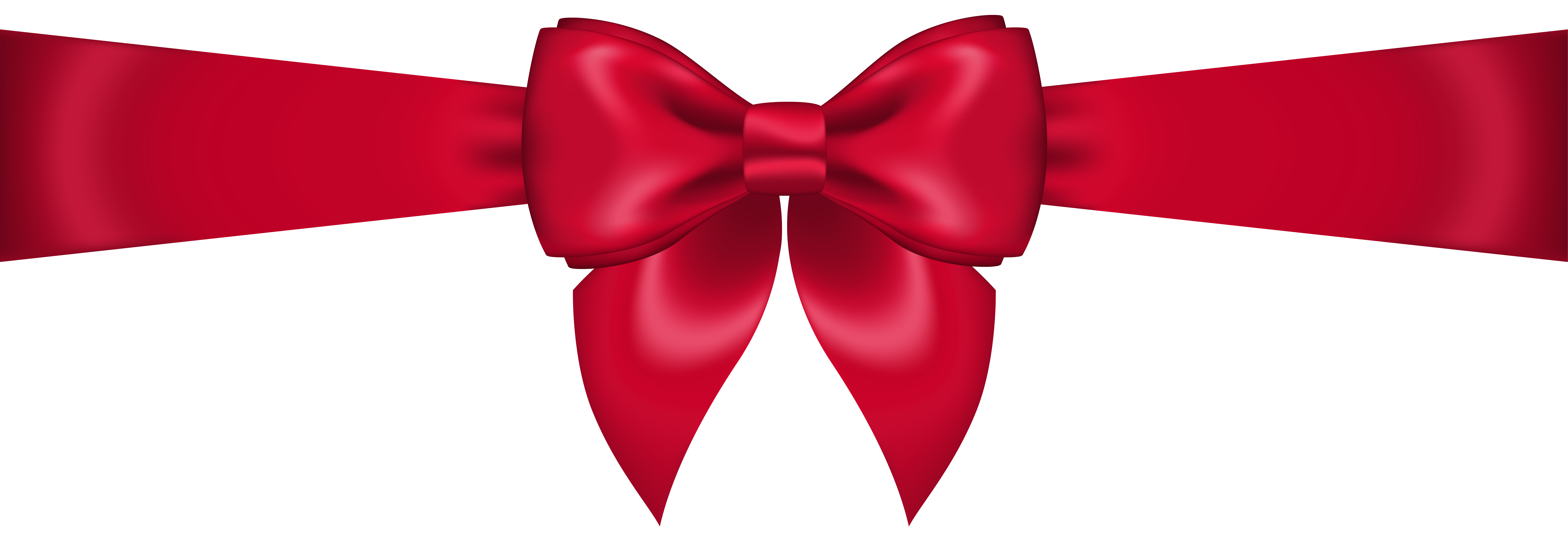 7562x2619 Red Bow Transparent Png Clip Art Imageu200b Gallery Yopriceville