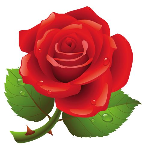 Free Clipart Red Roses