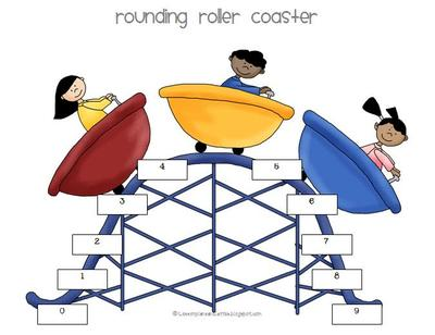 400x308 Rounding Roller Coaster