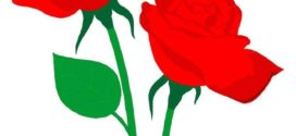 272x125 Roses Image Of Clip Art Red Rose 6 Red Rose Free Clipart Free Clip