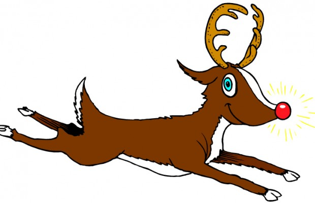 Free Clipart Rudolph The Red Nosed Reindeer | Free ...