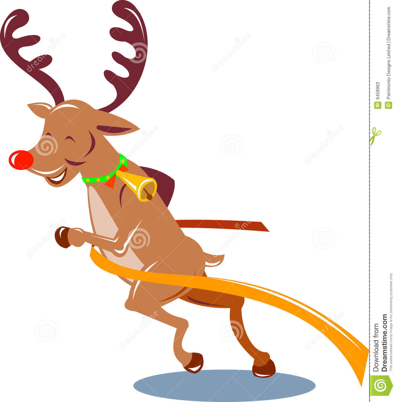 Free Clipart Rudolph The Red Nosed Reindeer Free Download Best