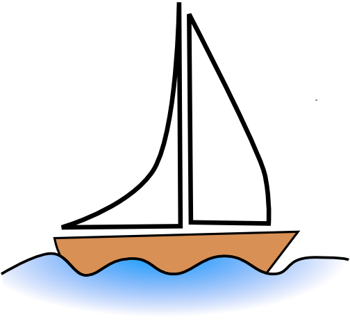 504x479 Sailboat Free To Use Clip Art