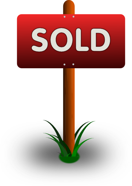 426x597 Free Sold Sign Clipart Image