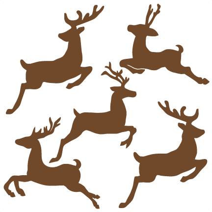 432x432 Reindeer Clipart Reindeer Flying