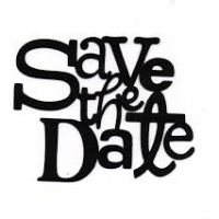 200x200 Save The Date Clipart Free