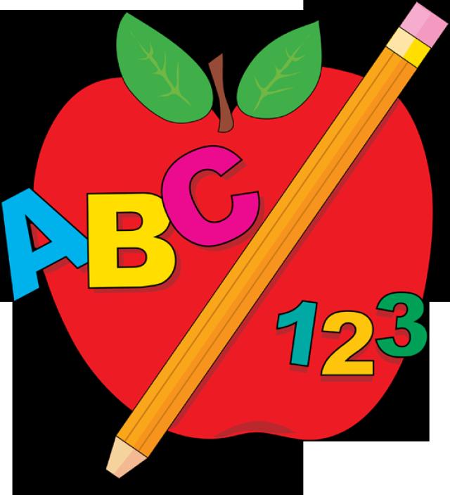 640x703 School Clipart