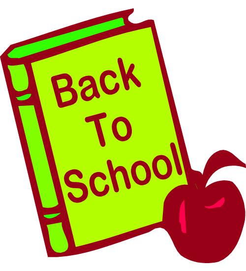 500x550 Back To School Clipart Clip Art School Clip Art Teacher Clipart 5