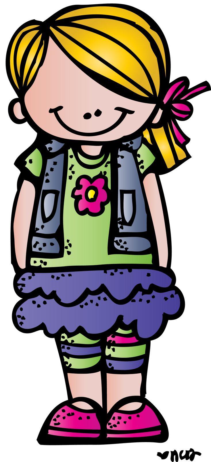 734x1600 Doll Clipart School