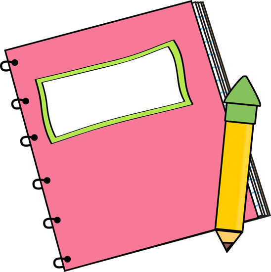548x550 School Supplies Clipart