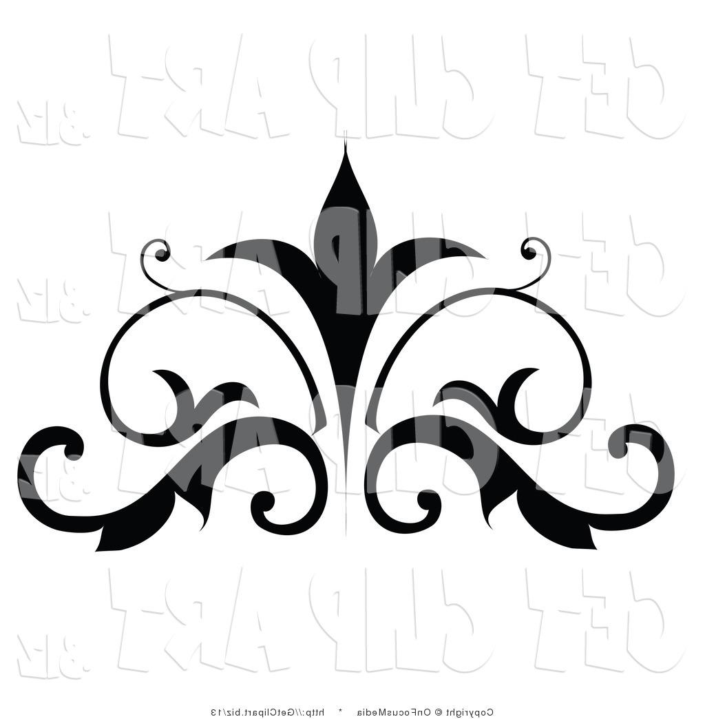 1024x1044 Top 10 Of Scroll Design Clip Art Free Cdr