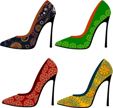 384x368 High Heels Shoe Clip Art Free Vector Download (213,754 Free Vector