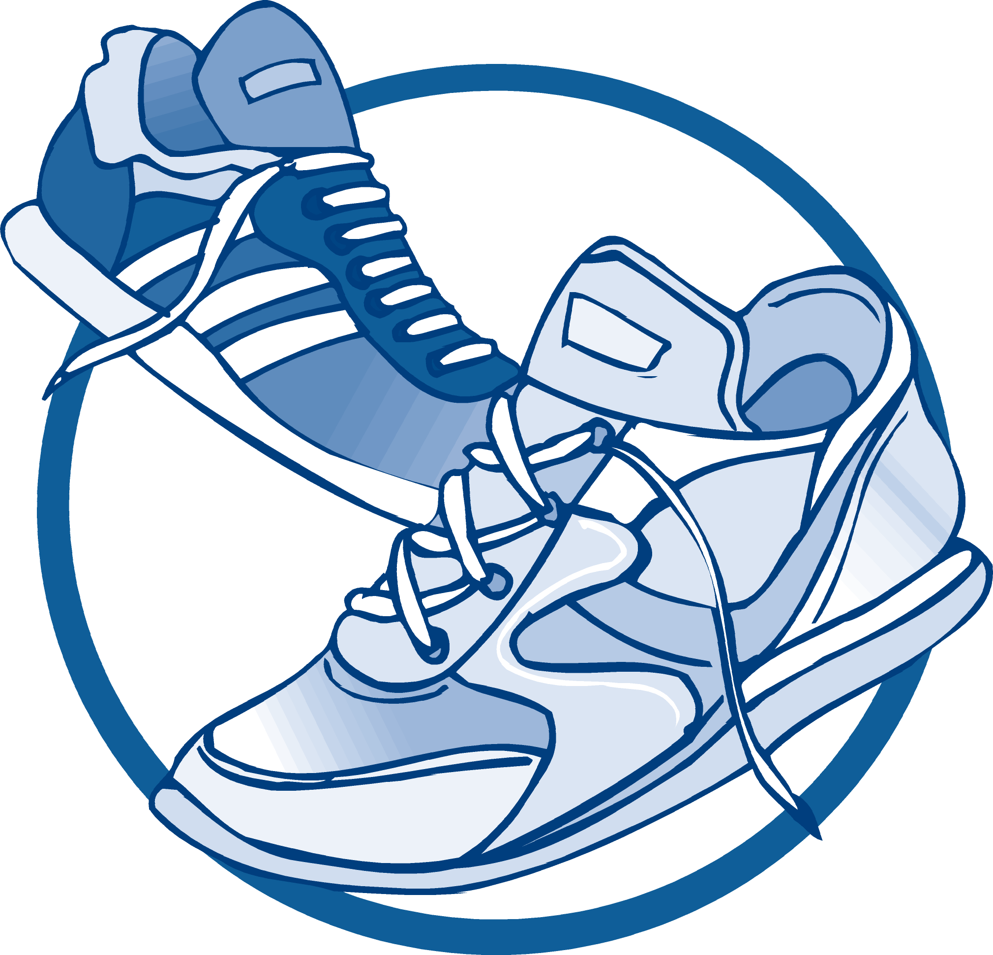 2019x1942 Tennis Shoe Free Shoes Clipart Clip Art Of 7 Clipartwork