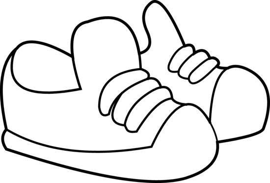 Free Clipart Sneakers