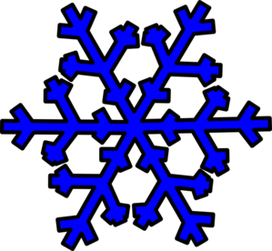 Free Clipart Snowflake