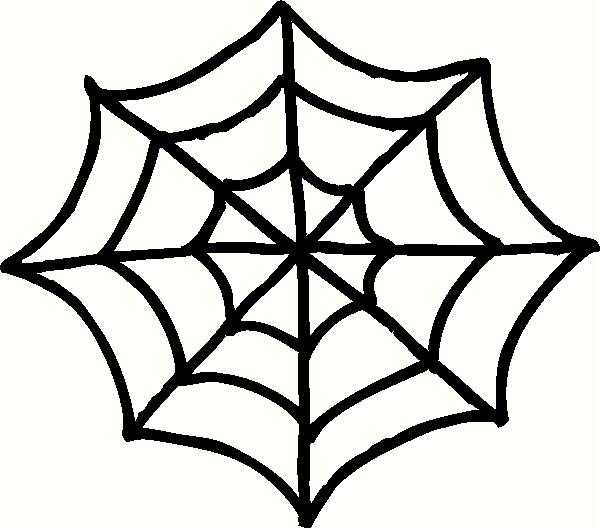 600x528 Clip Art Spider Web Clipart 2 Gclipart On Web Clipart