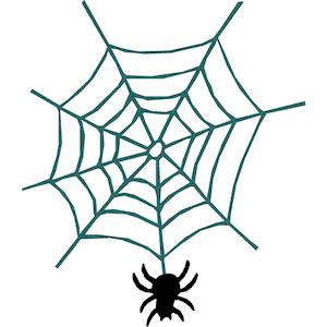 300x300 Spider Web Web Clip Art Clipart