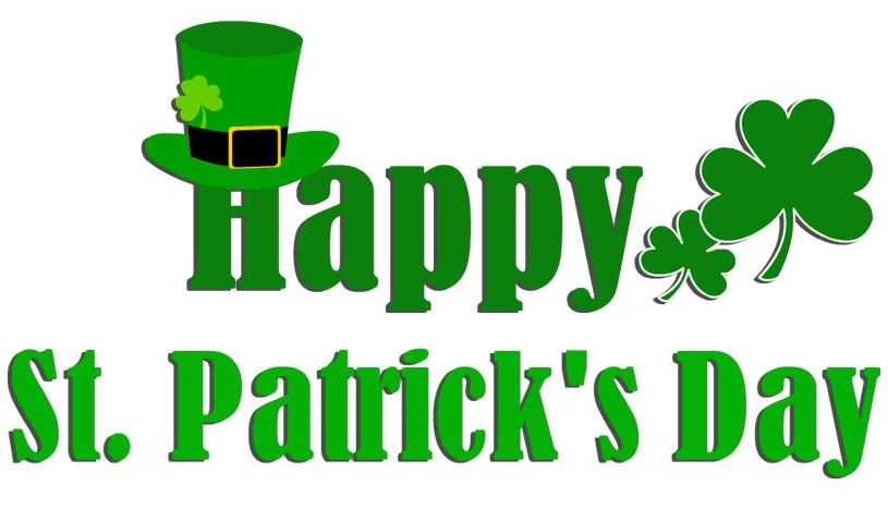 815x466 Party Clipart St Patricks Day