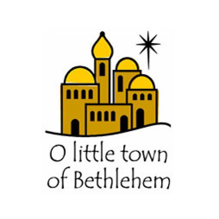 736x736 Bethlehem Clipart