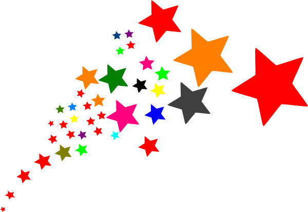 600x412 Stars Clip Art