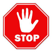 170x170 Stop Sign Clip Art