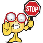 150x150 Stop Sign Clip Art Free