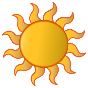300x300 Summer Clip Art Of June July And August Graphics 2