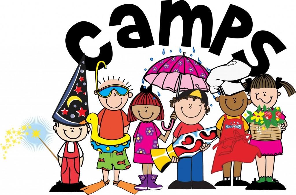 1024x675 Best Summer Camp Clipart