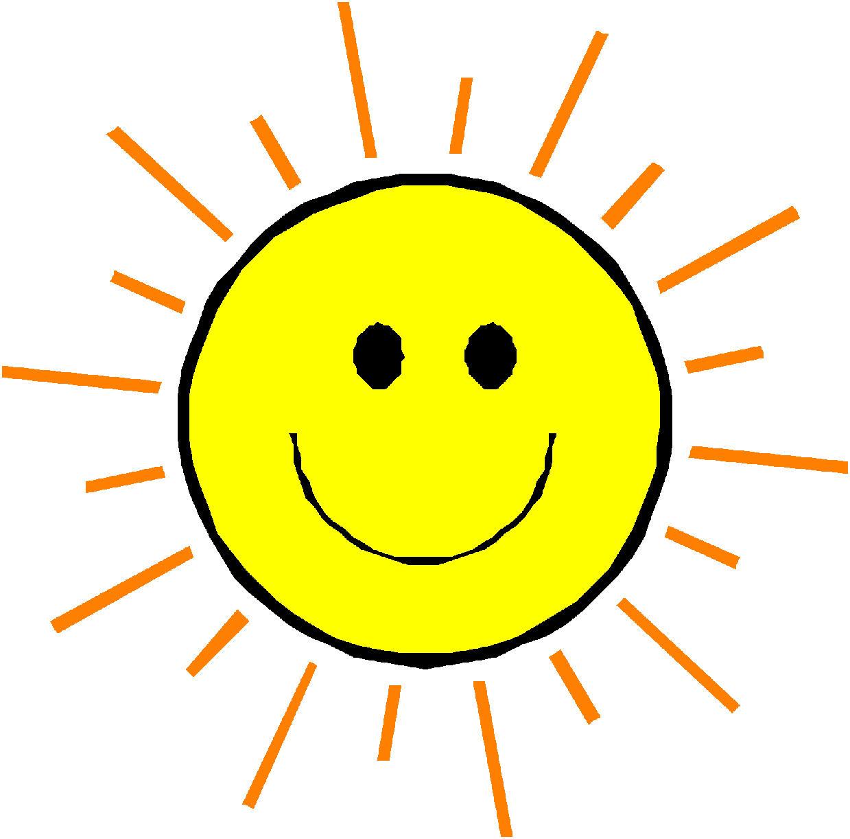 1239x1222 Opulent Ideas Sunshine Clipart Sun Clip Art With Transparent