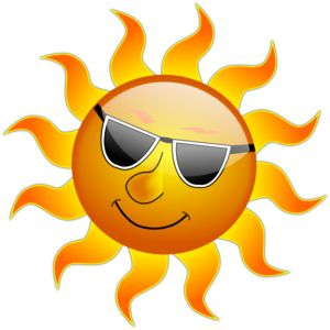 Free Clipart Sunshine
