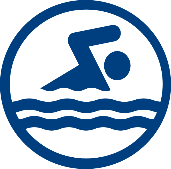 600x595 Swimming Pool Clip Art Free Clipart Clipartix