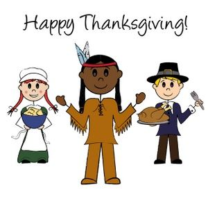 Free Clipart Thanksgiving Dinner