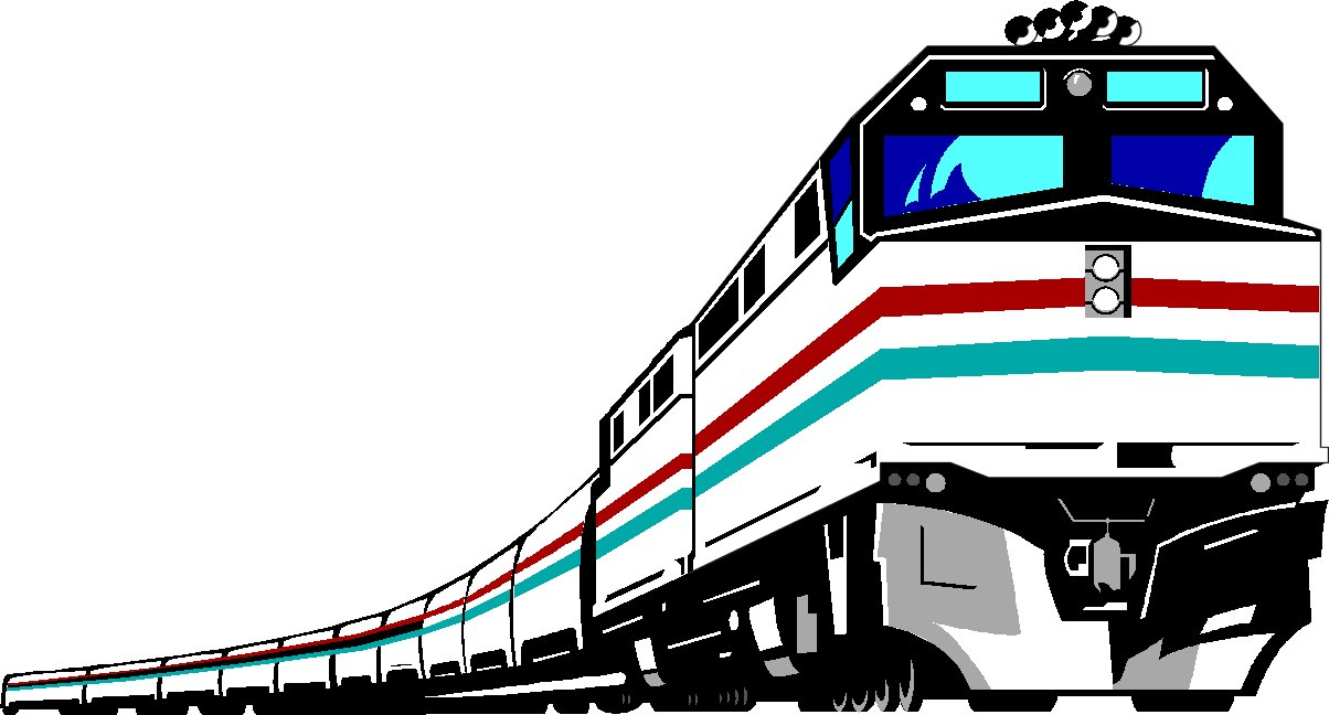 1204x648 Free Train Clip Art 3