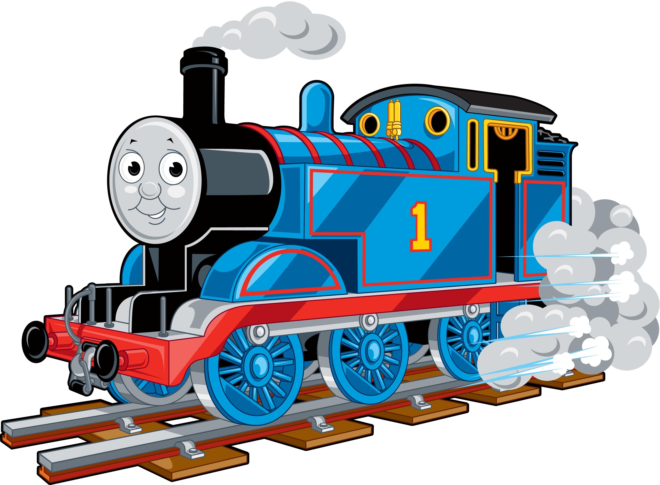 2726x2005 Clever Thomas The Train Clipart Top 83 Clip Art Free Image