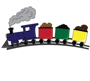 300x269 Clip Art Train Train Day