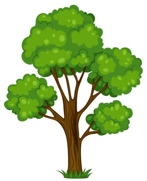 488x600 Best Tree Clipart Ideas Clip Art, Felt Tree