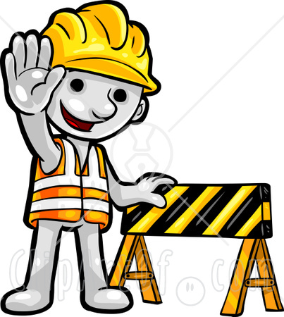 403x450 Under Construction Clip Art