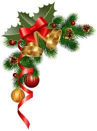 194x260 Best Free Christmas Clip Art Ideas Floral