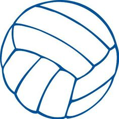 236x236 Free Printable Volleyball Clip Art Shape Collage Shapes 2