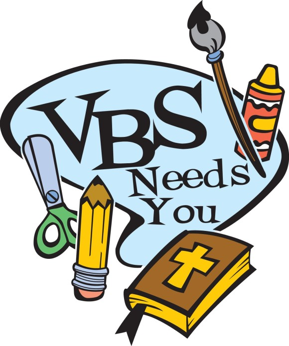 580x695 Vbs Volunteer Clip Art Image