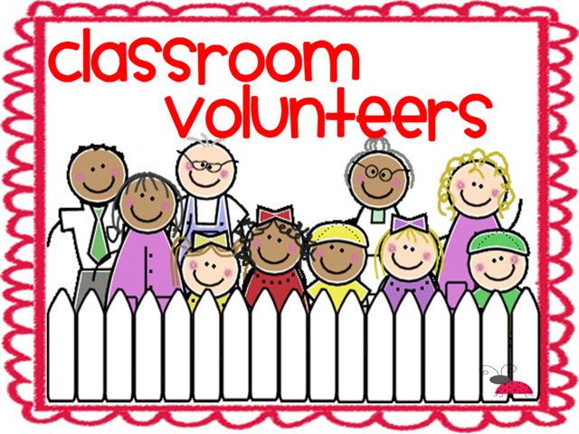640x480 Parent Volunteer Clip Art