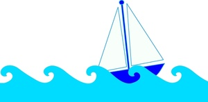 300x148 Water Waves Clipart Free Clipart Images Clipartix